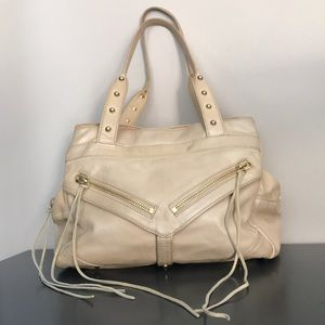 Botkier Opalescent Leather Tote